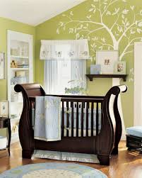 How to Choose Color for a Boy's Nursery