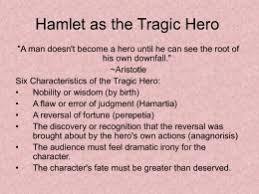 macbeth act five standards focus tragedy and the tragic hero