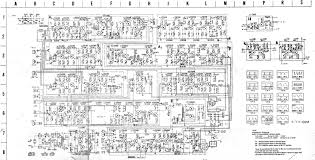 electric  tv circuit diagram  photo television circuit diagram    photo television circuit diagram images of lg tv cv    full size