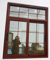 Casement Window Designs In Nigeria China Nigerian Aluminium Slider Window Design With Grill