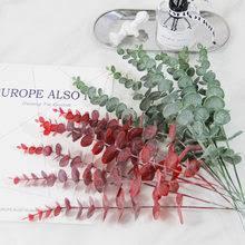 Best value Artificial Plants Decorative Simulation <b>Eucalyptus</b> Grass ...