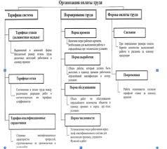 Дипломная работа Совершенствование организации и методов оплаты  Организация оплаты труда