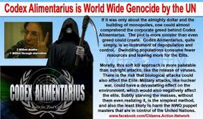 john and ken despicable humans through corrupt evil corporations such as monsanto we are seeing the introduction of genetically modified gm foods calculated to contaminate and