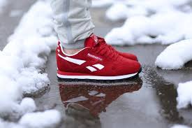 the latest reebok classic leather