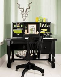 post small home office desk. interior casual home office decorating design ideas with black wood desk turned legs vintage chair and zebra pattern post small o