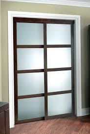 Closet ~ Glass Closet Doors Mirror And Glass Closet Doors Glass ...