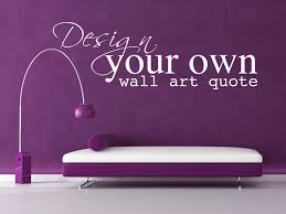 Small Picture 28 Design Your Own Wall Art Stickers Design Your Own Wall