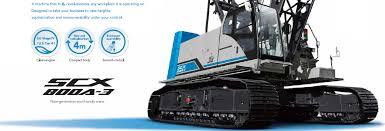 Sales Service Hitachi Sumitomo Crane Pt Triguna Karya Nusa