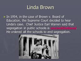 「Linda Brown」の画像検索結果
