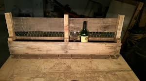 pallet wine rack instructions. How To Make A Pallet Wine Rack Instructions