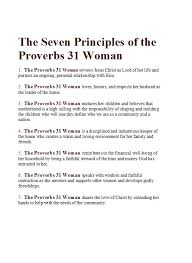 best proverbs images words animals and thoughts seven principles of the proverbs 31 w