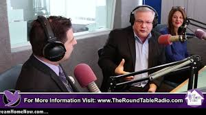 the round table podcast invites special guest peter george to talk about public speaking