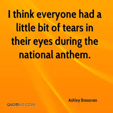 Anthem Quotes Inspiration Ashley Brasovan Quotes QuoteHD