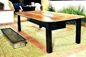 barbecue side table charcoal grill tables how to build a bbq diy