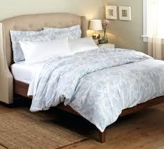 California king bed duvet size