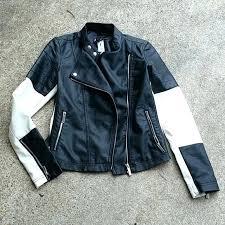 i jeans by buffalo jackets faux leather block jacket denim costco