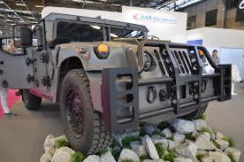 New Humvee Design Eurosatory 2018 Humvee Evolves To Nxt 360 Lwi Land