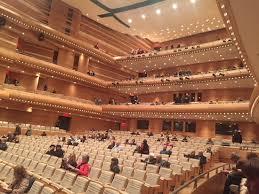 View Of Seating Picture Of Lorchestre Symphonique De