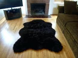 faux bear skin rug faux bear rug faux fur bear skin rug with head faux bear