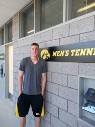Brian Alden joins Iowa City tennis community – West Side Story