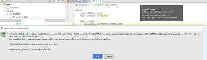 eclipse Make apk with Capitalized package name in android studio