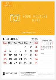November 2020 Calendar Clip Art Bear Paw Print Clip Art Free Vector Graphics 123freevectors