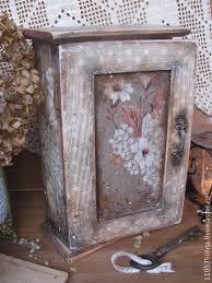 """""""<b>Vintage</b> hortensia"""".. <b>Ключница</b>. - <b>коричневый</b>,<b>ключница</b>,ключи ..."""