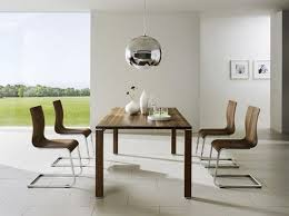 Contemporary Round Dining Table Contemporary Round Dining Room Sets White Glass Top Modern Oval