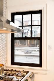 unique painting window sills exterior on throughout best 25 black trims ideas 21
