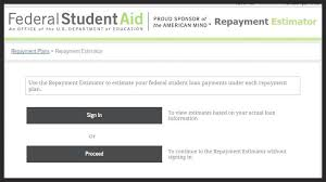 After College Pick Your Federal Student Loan Repayment Plan