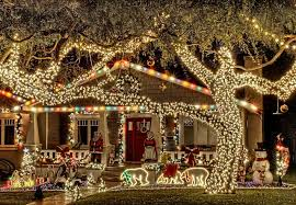 350 Best Beautiful Christmas Light Images On Pinterest Christmas