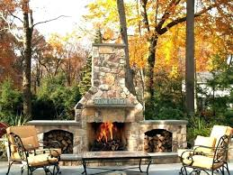 outdoor stone fireplace. Outdoor Stone Fireplaces Rustic Patio Stacked Fireplace Kits With Stunning Ideas Roman . Electric Indoor Kit Gas