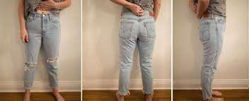 Levi 501 Jeans Size Chart Finding The Right Jeans Vintage Levis Fit Guide This