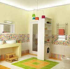 40 Playful Kids Bathroom Ideas To Transform You Little Wonder's Bath New Children Bathroom Ideas