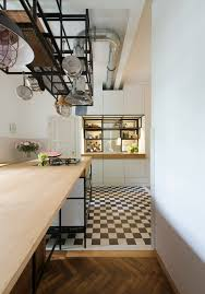 IFUB installs bespoke black steel fittings in 1930s Art Deco apartment  renovation