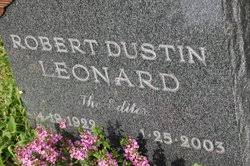 Robert Dustin Leonard (1922-2003) - Find A Grave Memorial