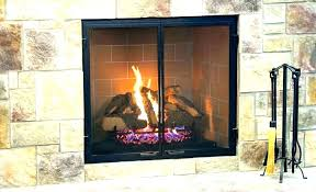 non vented gas fireplace non vented gas lace safety vs logs for vent free difference between