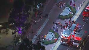 Police responding to shooting outside ...