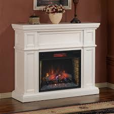 image of best electric fireplace mantels