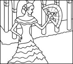 Small Picture Spanish Numbers Coloring Pages Miakenasnet