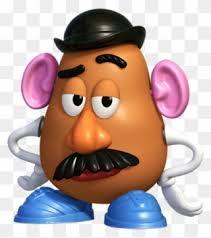 Max c4d ma obj 3ds. Potato Head Mr Potato Toy Story Clipart 873307 Pinclipart