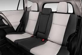 Toyota: Cozy Passenger Seats Inside 2015 Toyota RAV4 With Stylish ...