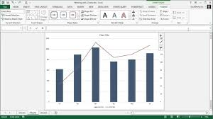 Resizing Moving Copying Deleting And Printing Charts In Excel
