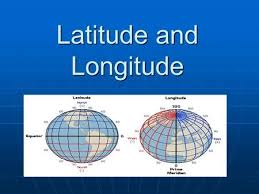 Latitude And Longitude Finding Your Location Throughout The World