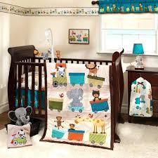 jungle baby bedding safari themed crib bedding jungle circus zoo animals with train baby boys crib