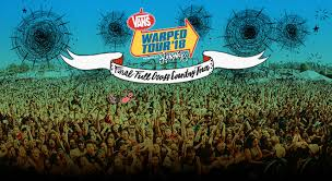 Warped Tour Seating Chart Vans Warped Tour Sold Out 313 Presents