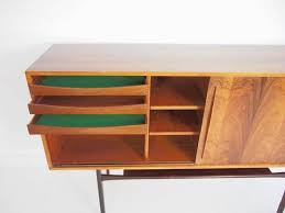 glamorous within mid century rosewood sideboard with sliding doors for at pamono sliding door sideboard