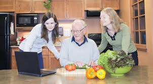 Online recipe resource for healthy aging   Office of Research