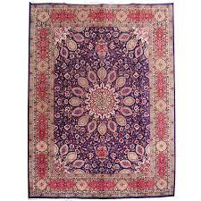 09567 tabriz persian rug 13 x 10 ft 380 x 306 cm vintage