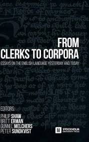 library from clerks to corpora essays on the english  cover